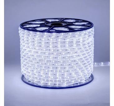 Lankstus šviečiantis LED kabelis 100 m, karp. kas 1 m FLASH