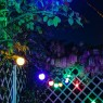 LED burbulinė girlianda 5 m MULTICOLOR