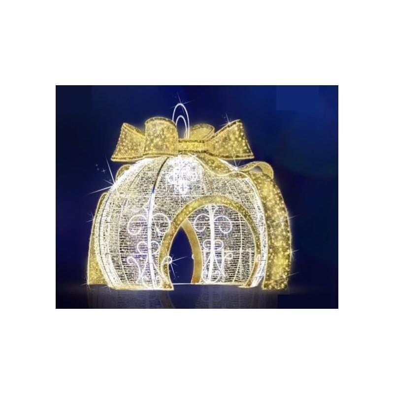 3D LED dekoracija žaisliukas 660 x  515 x 650