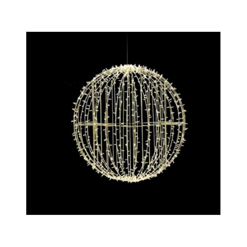 3D LED dekoracija RUTULYS 60 cm
