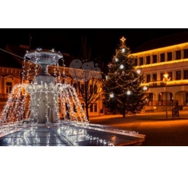 LED fontanas