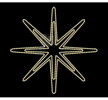 2D LED dekoracija AZAR 80 cm