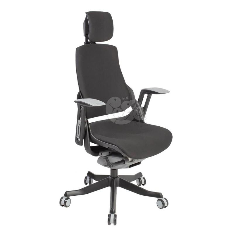 Biuro kėdė ELEGANT juoda