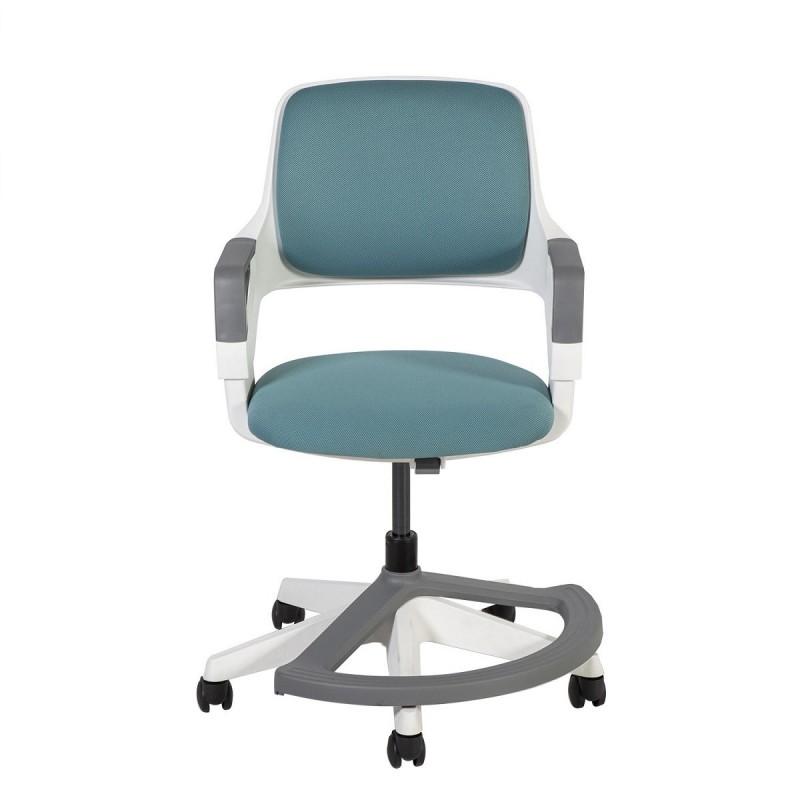 Auganti vaikiška kėdė ROCK mėlyna