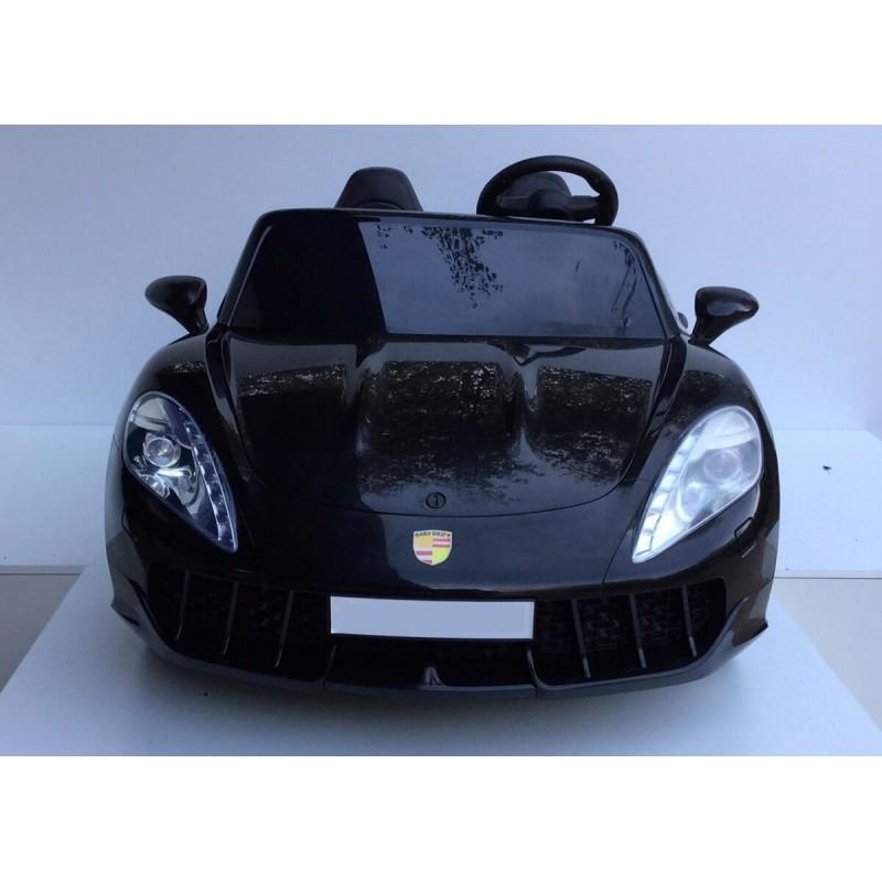 Elektromobilis SUPERDRIFT 24 V juodas