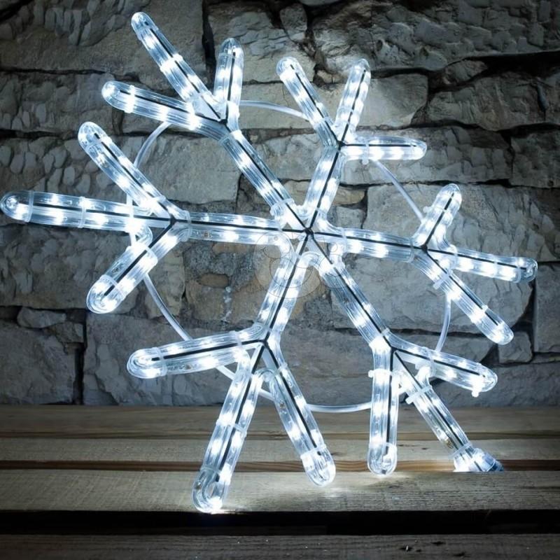 2D LED dekoracija SNAIGĖ  60 cm