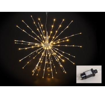 Vidaus rutuliniai žibintai, Ø70cm, 160 LED