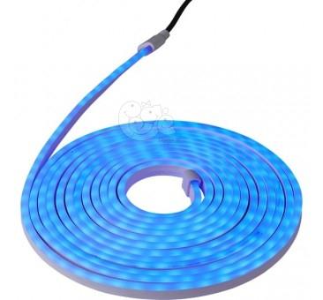 LED šviečianti mėlyna juosta 6 m, 360 LED