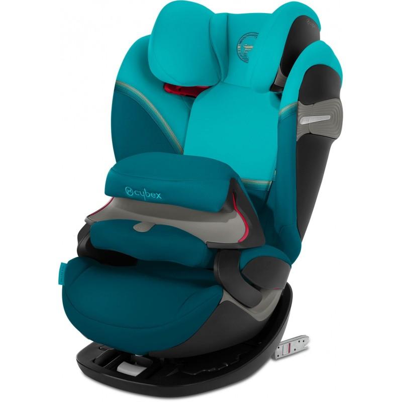Automobilinė kėdutė CYBEX PALLAS S-FIX 9-36 kg