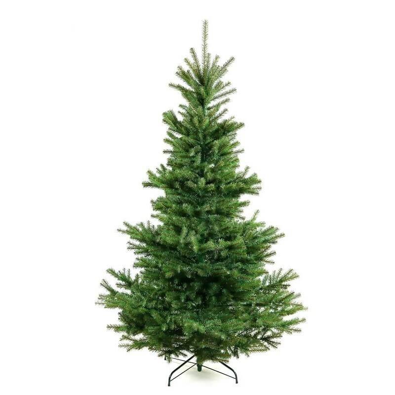 """Kalėdinė dirbtinė eglutė  """"laukinė"""" 200 cm"""