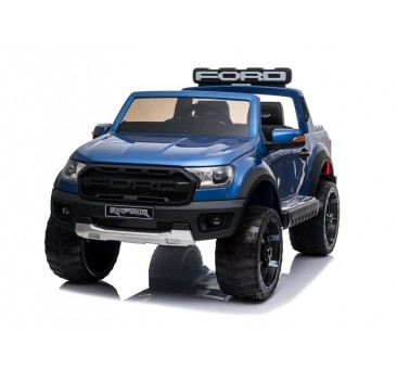 Elektromobilis FORD RAPTOR, 12V, mėlynas