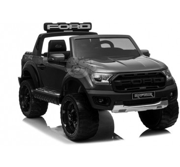 Elektromobilis FORD RAPTOR, 12V, juodas