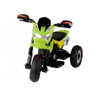 Elektromobilis motociklas GTM2288-A, žalias