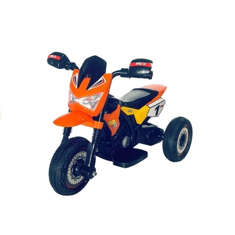 Elektromobilis motociklas GTM2288-A, oranžinė
