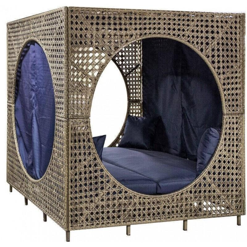 Moderni lauko sofa CUBIC