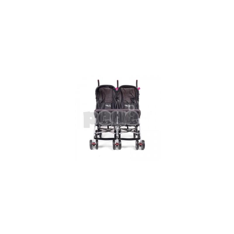 Sportinis dvynių vežimėlis CHILDWHEELS  TWIN BUGGY