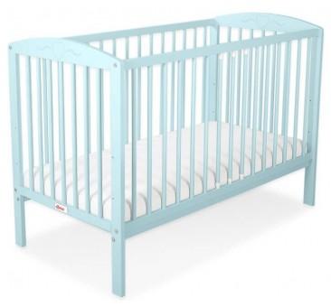 Vaikiška lovytė HEART 60 x 120, mėtinė