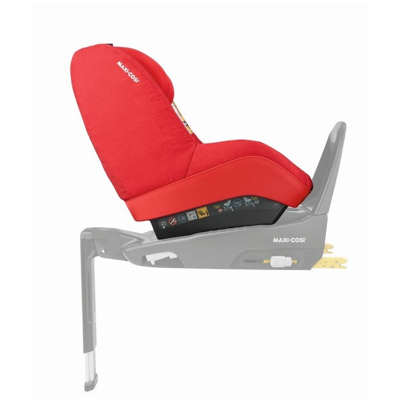 Automobilinė kėdutė MAXI COSI Pearl Pro i-Size, 9-18 kg, Nomad Red