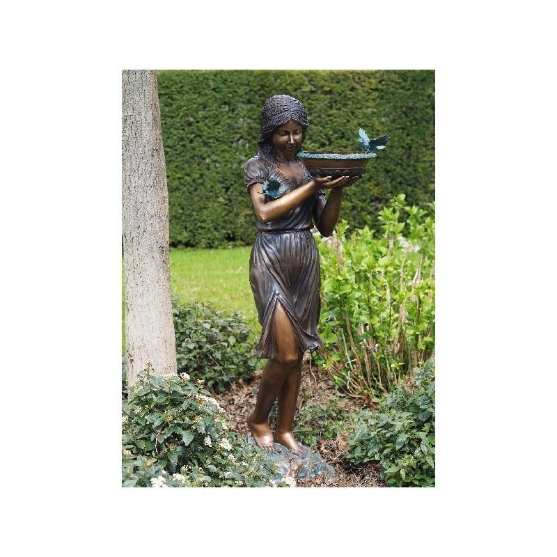 Sodo skulptūra H 162 cm E851