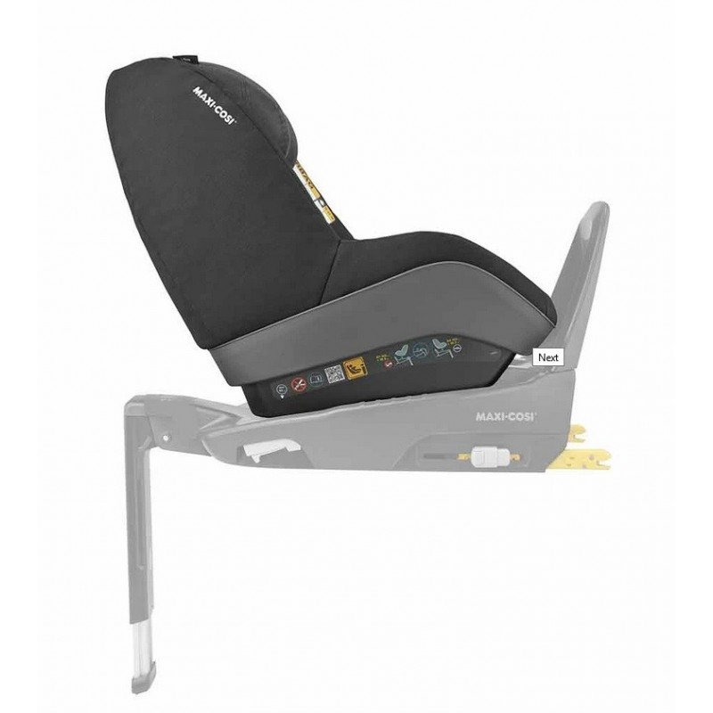 Automobilinė kėdutė MAXI COSI Pearl Pro i-Size, 9-18 kg, Frequency Black