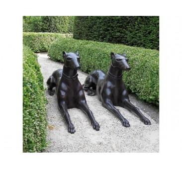 Sodo skulptūra H 54 cm E538