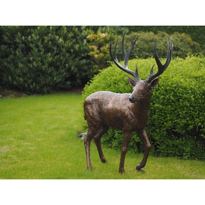 Sodo skulptūra H 157 cm, E837