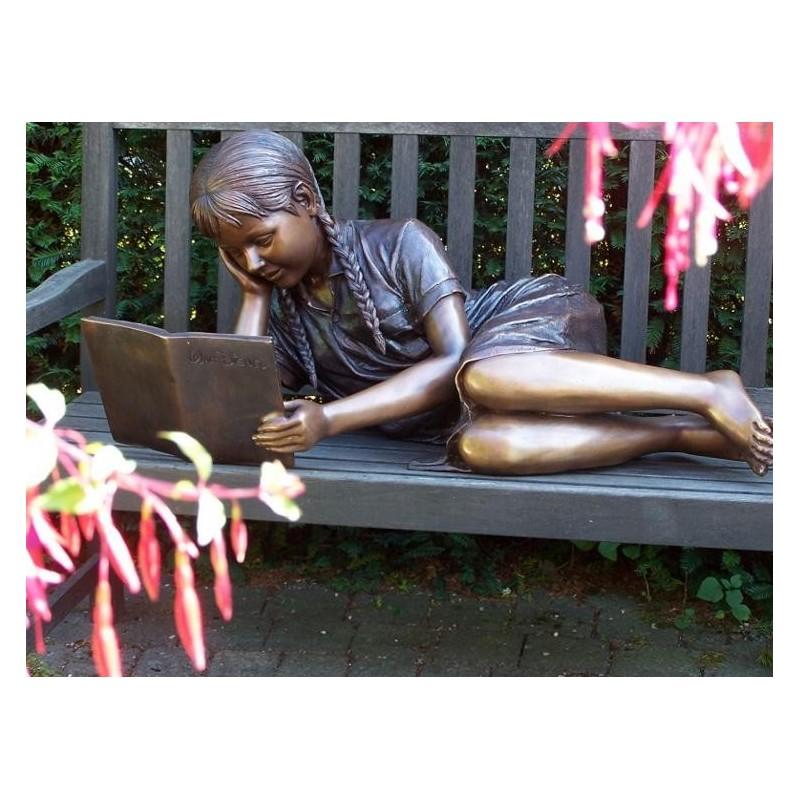 Sodo skulptūra H 43 cm  E961