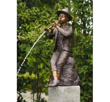 Sodo skulptūra, 78x33x48cm
