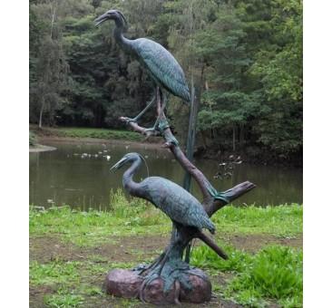 Sodo skulptūra H 166 cm E948