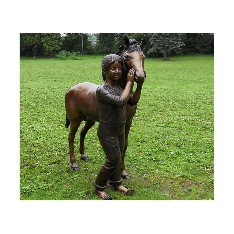 Sodo skulptūra H 125 cm, E870