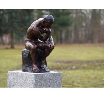 Sodo skulptūra H 60 cm, E55878