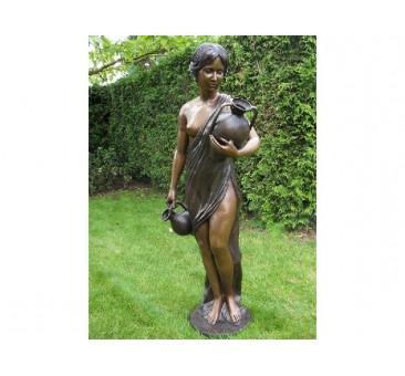 Sodo skulptūra H 163 cm, E317