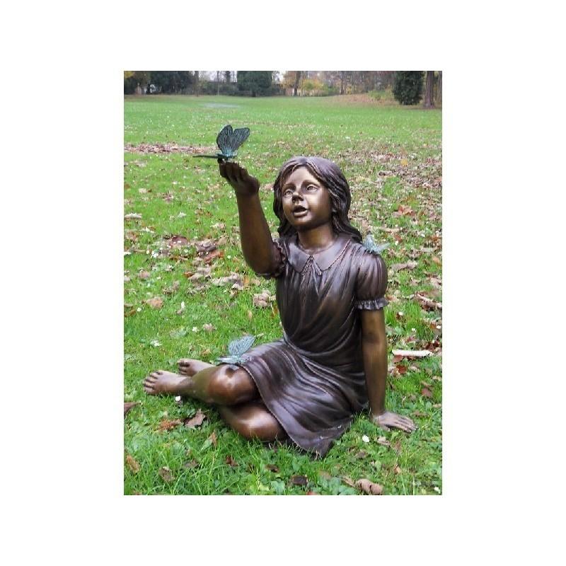 Sodo skulptūra H 71 cm, E902