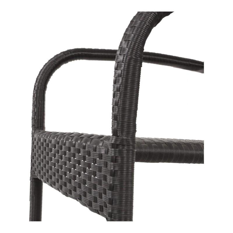Pinta kėdė CORONA BLACK