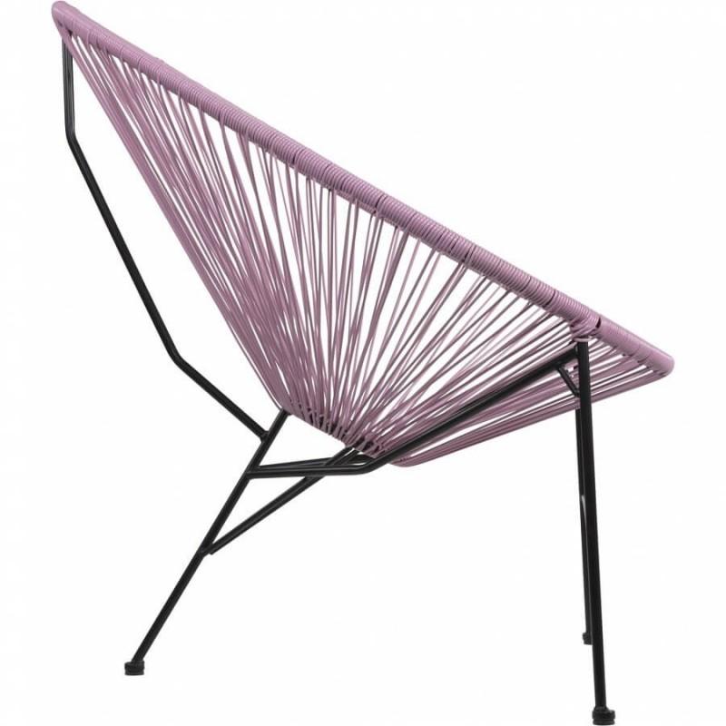 Lauko kėdė GIO SOFT PINK