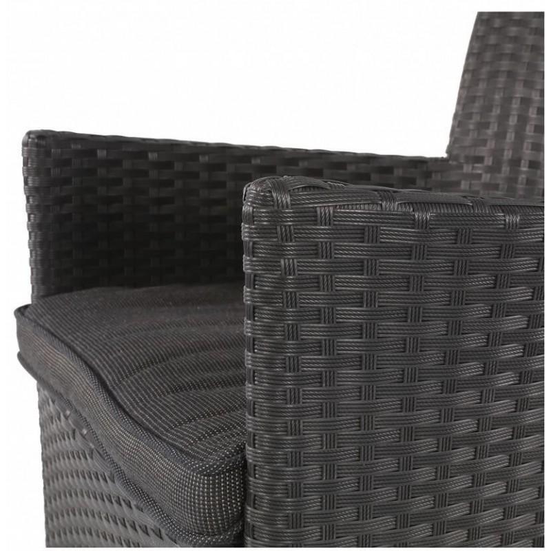 Pinta kėdė LUGO BLACK