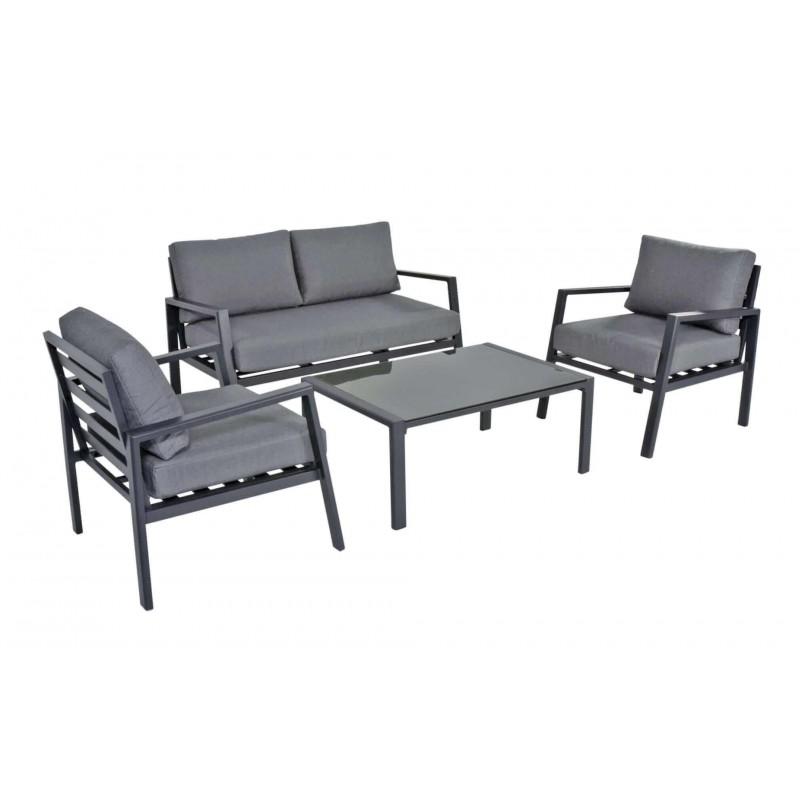 Lauko baldų komplektas BROOKLYN