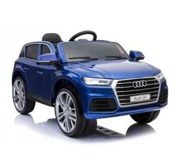 Elektromobilis AUDI Q5, 12 V, mėlynas