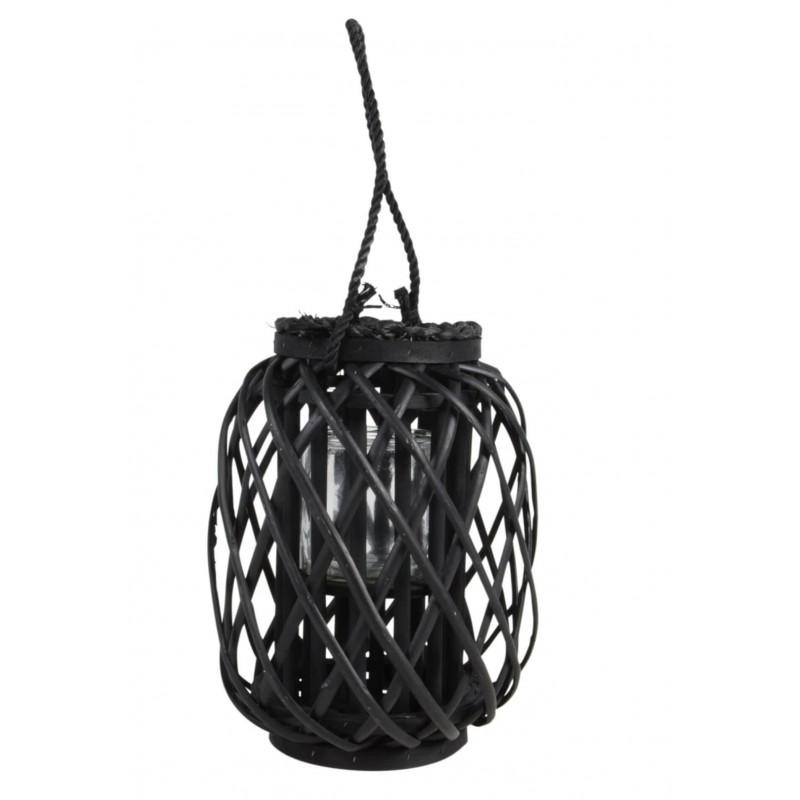 Žibintas FÖHR, juodas, 23x30cm
