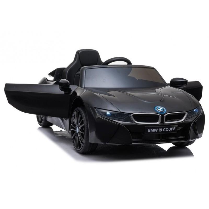 Elektromobilis BMW I8 JE1001, 12V, juodas