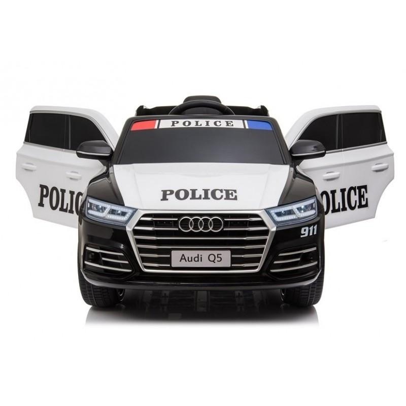 """Elektromobilis """"Audi Q5"""" POLICE, 12V"""