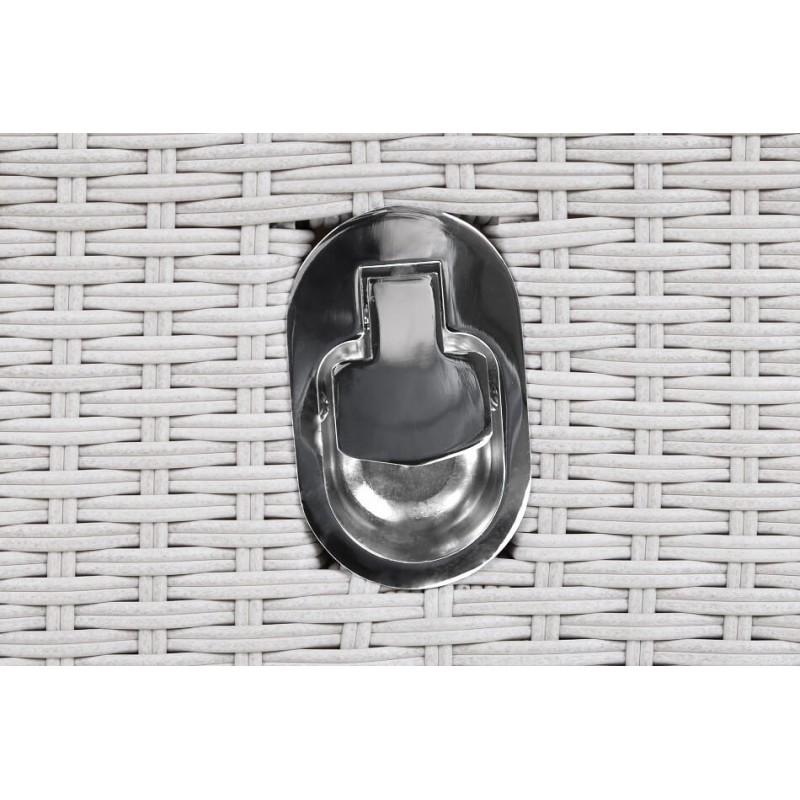Pinti lauko baldai SOFI SIGNAL WHITE/GREY