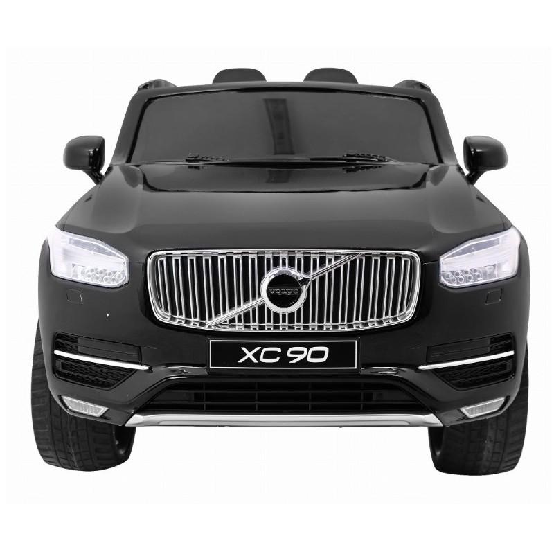 Elektromobilis VOLVO XC90, 12V, juodas lakuotas