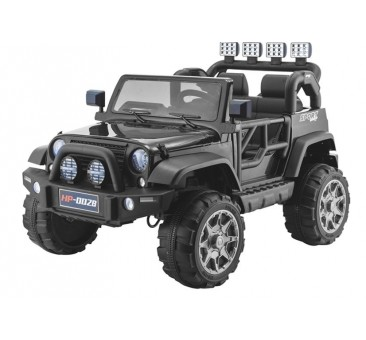 Elektromobilis JEEP HP012, 12V, juodas