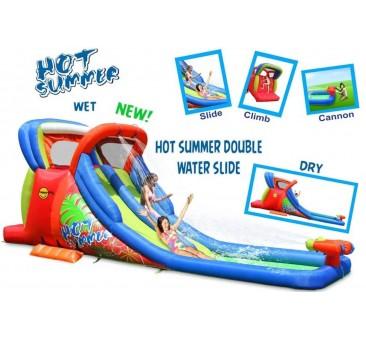 Pripučiama vandens čiuožykla HAPPY HOP  9129