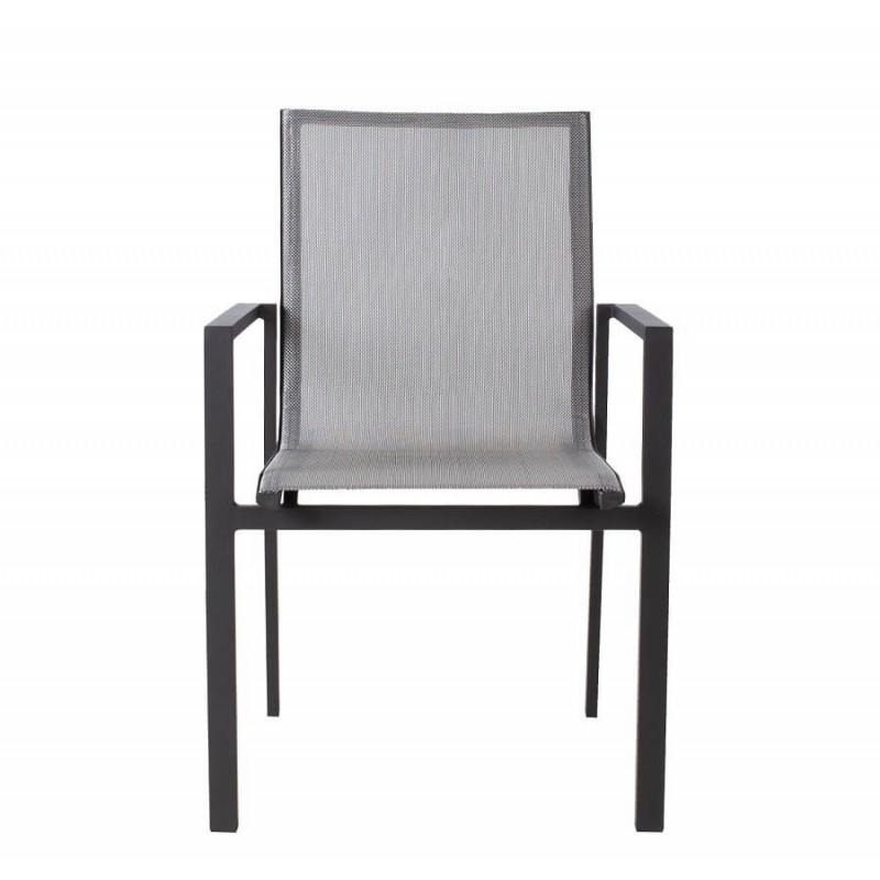 Lauko baldų komplektas AMALFI 6+1