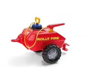 ROLLY TOYS gaisrininkų vandens cisterna ROLLY FIRE