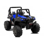 Elektromobilis BBH3688, 4x4, 12V, mėlynas