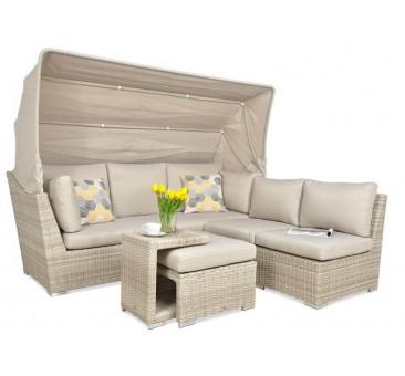 Lauko baldų komplektas CORFO RELAX BEIGE