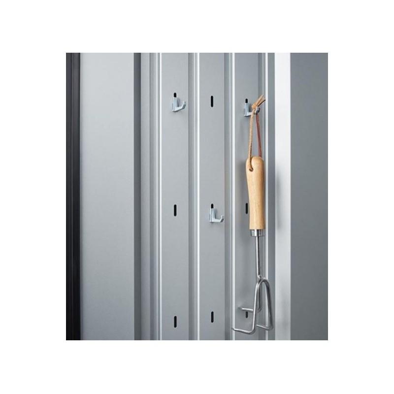 Įrankių spintelė BIOHORT ROMEO, 132x57x140cm